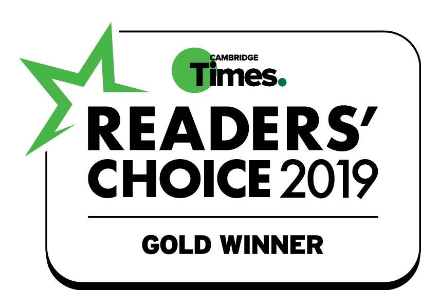 Cambridge Ctrl V® Readers' Choice 2019 - Best Family Activities