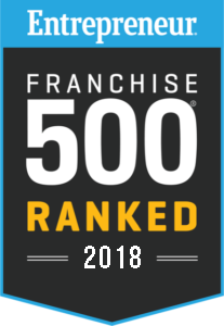 Franchise 500 Ranked 2018
