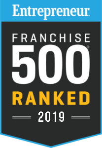 Franchise 500 Ranked 2019