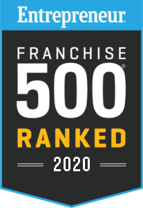 Franchise 500 Ranked 2020