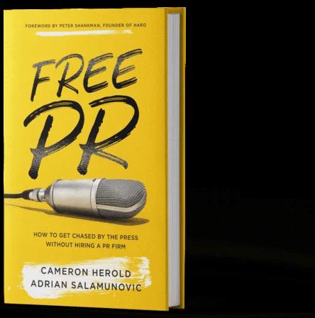 Free PR - Cameron Herold