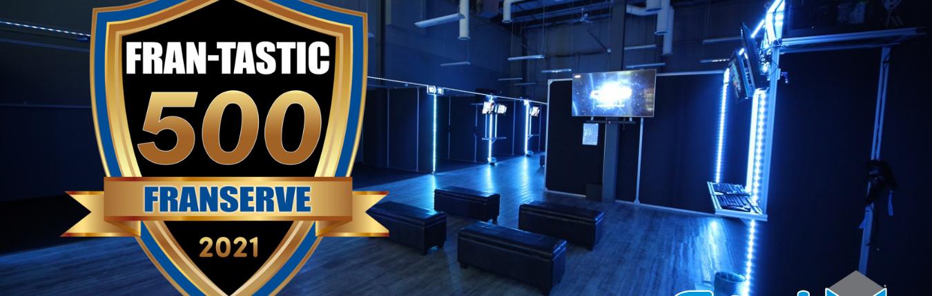 Ctrl V® Frant-tastic 500 Award 2021