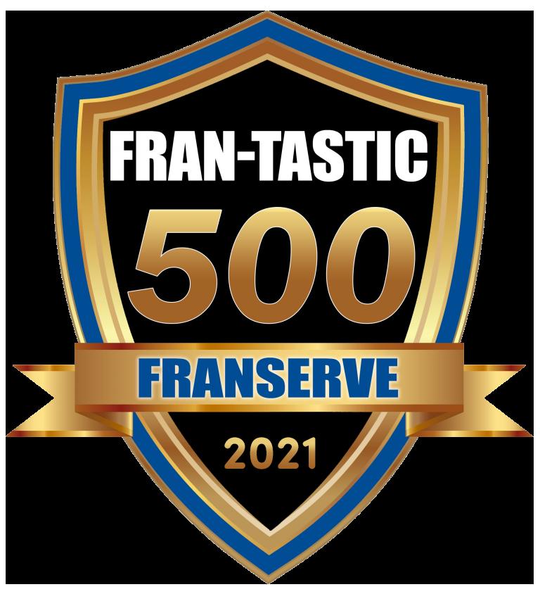 Ctrl V® Fran-tastic 500 by FranServe Inc.