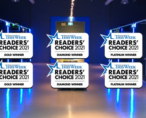 Lindsay Ctrl V® Readers Choice Awards 2021