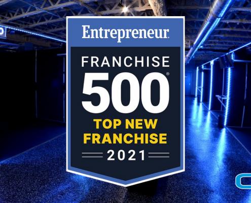 Ctrl V® Franchise 500 Top New Franchise 2021